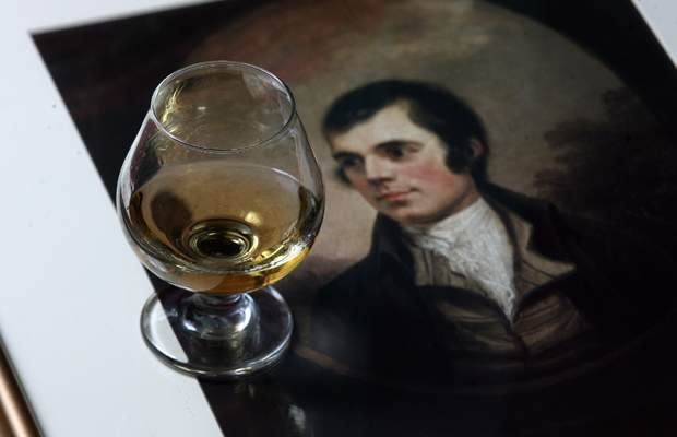 Cork Whiskey Society Burns Night Supper Scotch Poetry